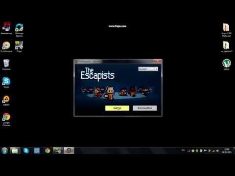 Как поставить на русский язык в игре The Escapists