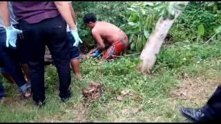 Mayat Abg 15 Tahun ditemukan Tertimbun Lumpur