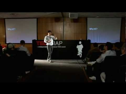 Vale a pena empreender no Brasil: Everson dos Santos Lopes at TEDxFIAP