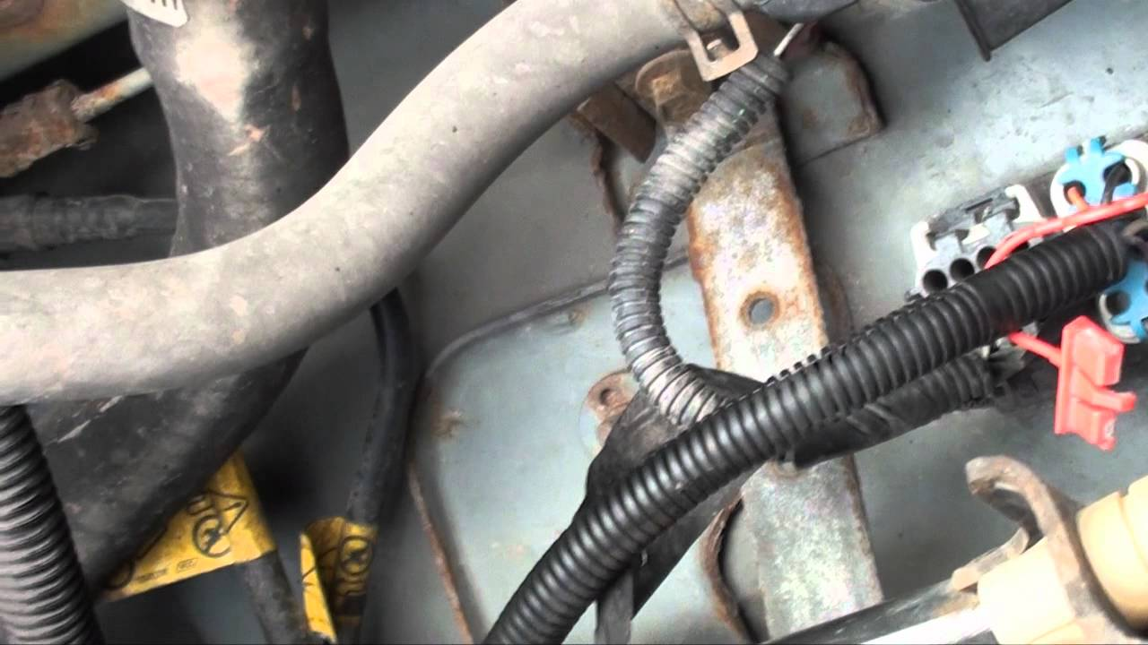 cavalier fuel filter