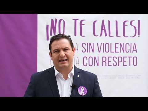 Domingo 25 de noviembre, Día Internacional para la Eliminación de la Violencia contra las Mujeres