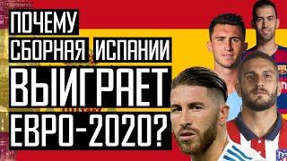 Кто победит на Евро 2020 Сборная Испании станет чемпионом Новости футбола Футбол и кубок УЕФА