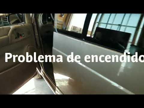 2000 Chevrolet Astro Problema De Encendido Youtube