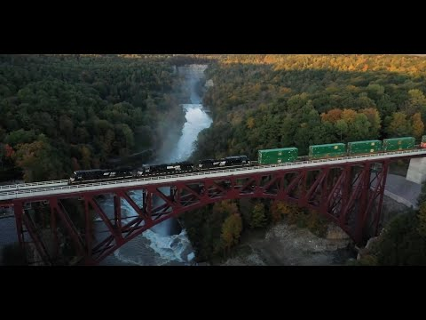 Pioneering a new way to inspect track that enhances the safety and efficiency of railroad operations