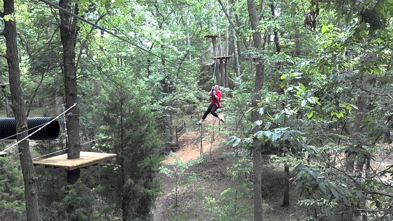 Zip Line In Virginia You
