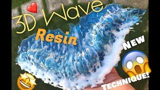 Resin, 3D Wave effect, for resin art, resin Jewelry. beginner or expert, EASY!