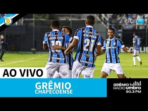 [AO VIVO] Grêmio x Chapecoense (Brasileirão 2019) l GrêmioTV
