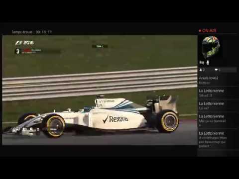 (LIVE) F1 2016 Grand prix de Malaisie