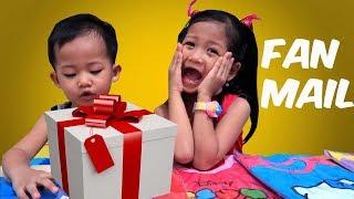 Buka Paket!! Dapat Kiriman Baju Banyak Banget | Baju Anak Hello Kitty, Tsum Tsum, & Rainbow Ruby