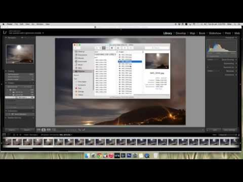 How to create a time-lapse in Adobe Lightroom 5 { Tutorial Series 1 of 3 }