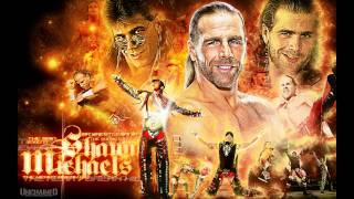 "Shawn Michaels ""HBK"" Theme Song 2010 -Sexy Boy- (Arena Effect) with crowd"