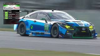 2018 Rolex 24 At Daytona Qualifying