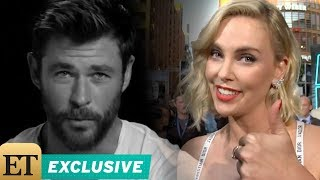 EXCLUSIVE: Charlize Theron Reacts to Chris Hemsworth Saying She Should Play 007: