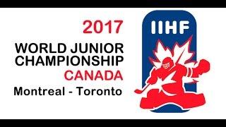 Молодежный чемпионат мира 2017 (U-20) Группа B. 5-й тур: Канада - США(31.12.2016., 2017-01-01T13:21:37.000Z)