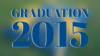 EBI&C Graduation 2015 -  Full Ceremony