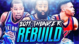 REBUILDING THE 2011 OKC THUNDER!(Subscribe to join Choke Industries™ today! Graphics Designer: https://twitter.com/Chezy_2K Series Playlists: ➤ NBA 2K17 Rebuilding: ..., 2017-02-07T23:01:03.000Z)