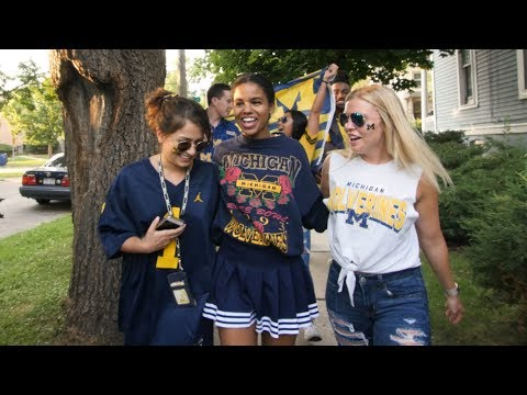 It's Time – University of Michigan