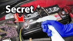Doing This Will Make Your Car Battery Last Twice as Long
