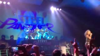Steel Panther-Supersonic Sex Machine, Live At Festival Hall, Melbourne. 7/10/12