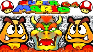 Mario 64: Chaos Edition - BOWSER