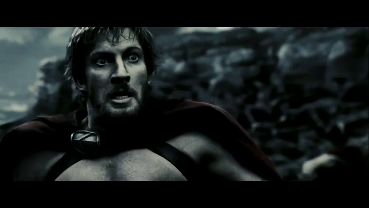 300 Spartans Immortals Vs Spartans part two  YouTube