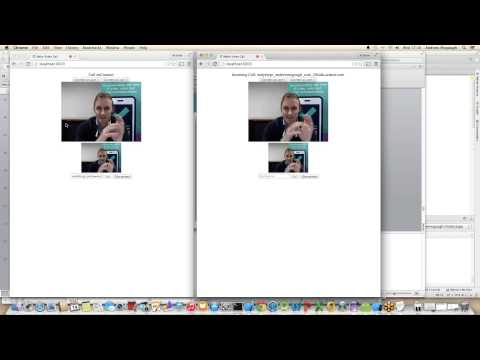 Create an app with WebRTC with the forge by Acision SDK - Forgeathon Webinar #1