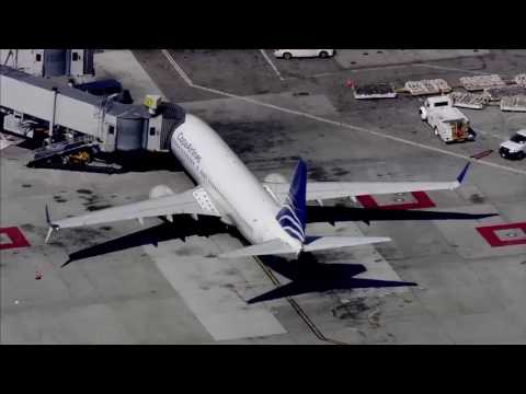Audio: Copa pilot describes teen opening emergency exit at SFO
