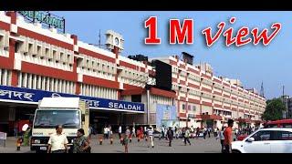 Sealdah railway station / Kolkata, West Bengal