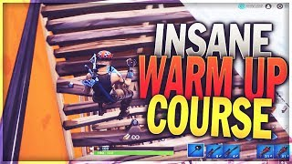 New INSANE Warm Up Course [Aim & Edit Course]