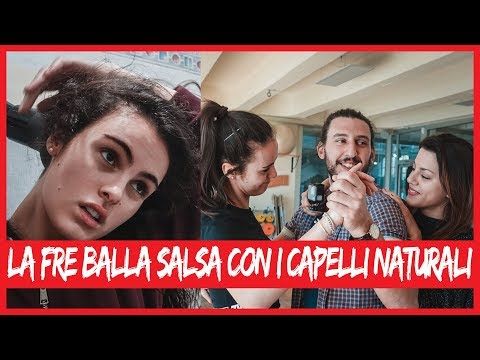 La Fre balla salsa cubana coi suoi capelli naturali | OPPORTUNIT