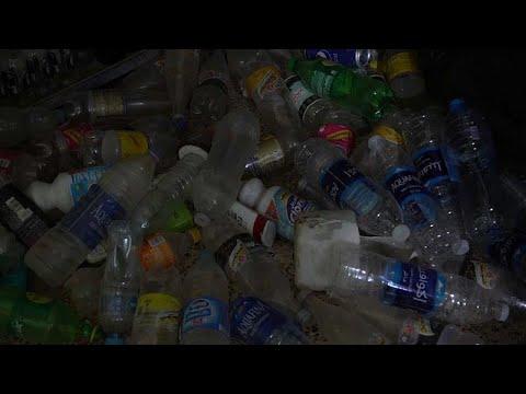 شاهد: شاب مصري يصنع أدوات موسيقية من النفايات  - نشر قبل 4 ساعة