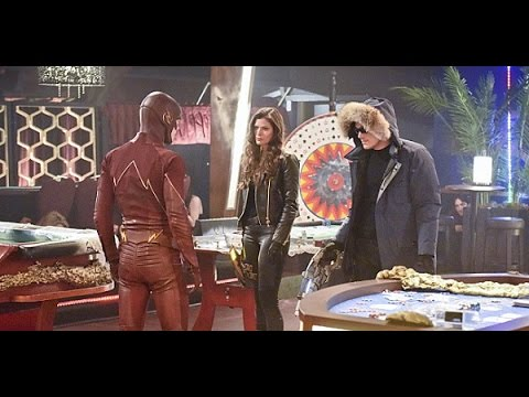 The Flash S1 E16 Review - Rogue Time