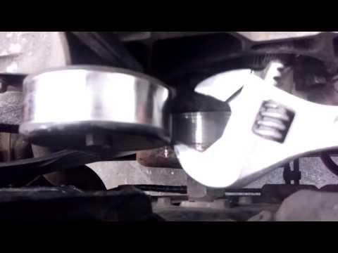 Dodge Durango V8 5.2 Clutch Fan Removal