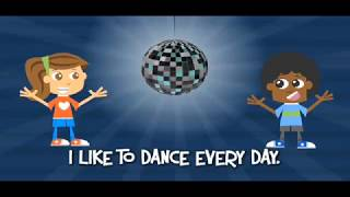 Yancy & Little Praise Party - I Like To [OFFICIAL MUSIC VIDEO] from Happy Day Everyday