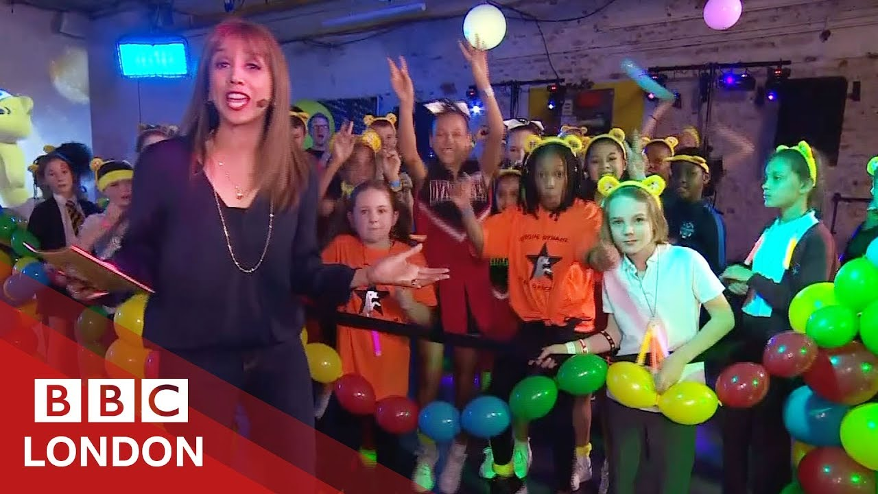 Children in Need 2019: Live from London's Postal Museum - BBC London
