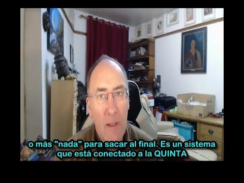 Simon Parkes: NESARA/GESARA y Nuevo Sistema Financiero Cuántico Conectado a la QUINTA DIMENSIÓN