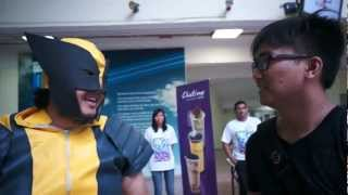 Cosplay at the MGCCON 2012 - Why They Do What They Do