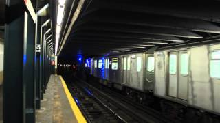 IRT Subway: Brooklyn / Harlem Bound R142 (2) Train Bypassing W. 145th Street