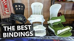 The Best Bindings for your Snowboard