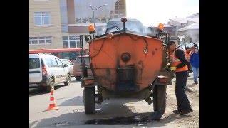 Ямочный ремонт в Иркутске.(, 2016-03-31T10:58:43.000Z)