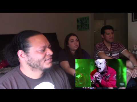 Tech N9ne Wither ft Corey Taylor audio reaction