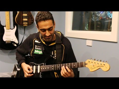Waleed's favourite Bowie guitar moments
