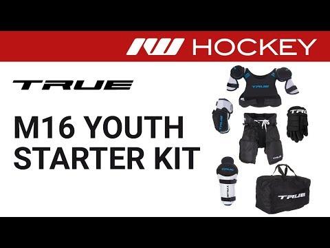 True M16 Youth Hockey Starter Kit Review