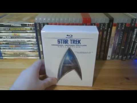 Star Trek Original Motion Picture Collection - Blu-Ray