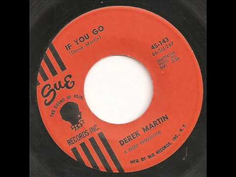 Derek Martin - If You Go - (Organ Take)