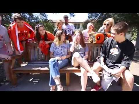 This is Tiger Town | Occidental College Family Weekend & Homecoming 2016