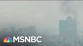 Mexico 7.1 Earthquake: 'Absolutely Horrific Images' | MSNBC thumbnail