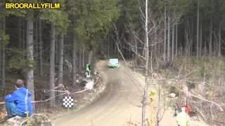 Kong Christian Race 2013 - Avåk, tvåhjulsåkning och gött ladd! SS2/SS6