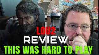 My Brutal Review Of Last of Us 2 - Hard To Play