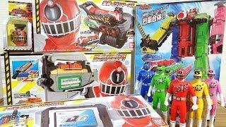 烈車戦隊トッキュウジャー【大量買い】いたしま〜す♪ DX玩具は全部買い!トッキュウチェンジャー トッキュウオー トッキュウブラスター バックル thumbnail